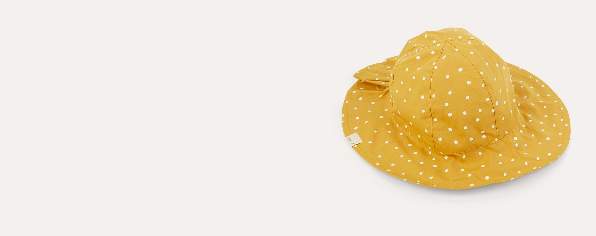 Confetti Yellow Mellow Mix Liewood Amelia Sun Hat