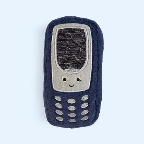 Multi Jellycat Wiggedy Phone