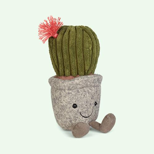 Multi Jellycat Silly Succulent Cactus