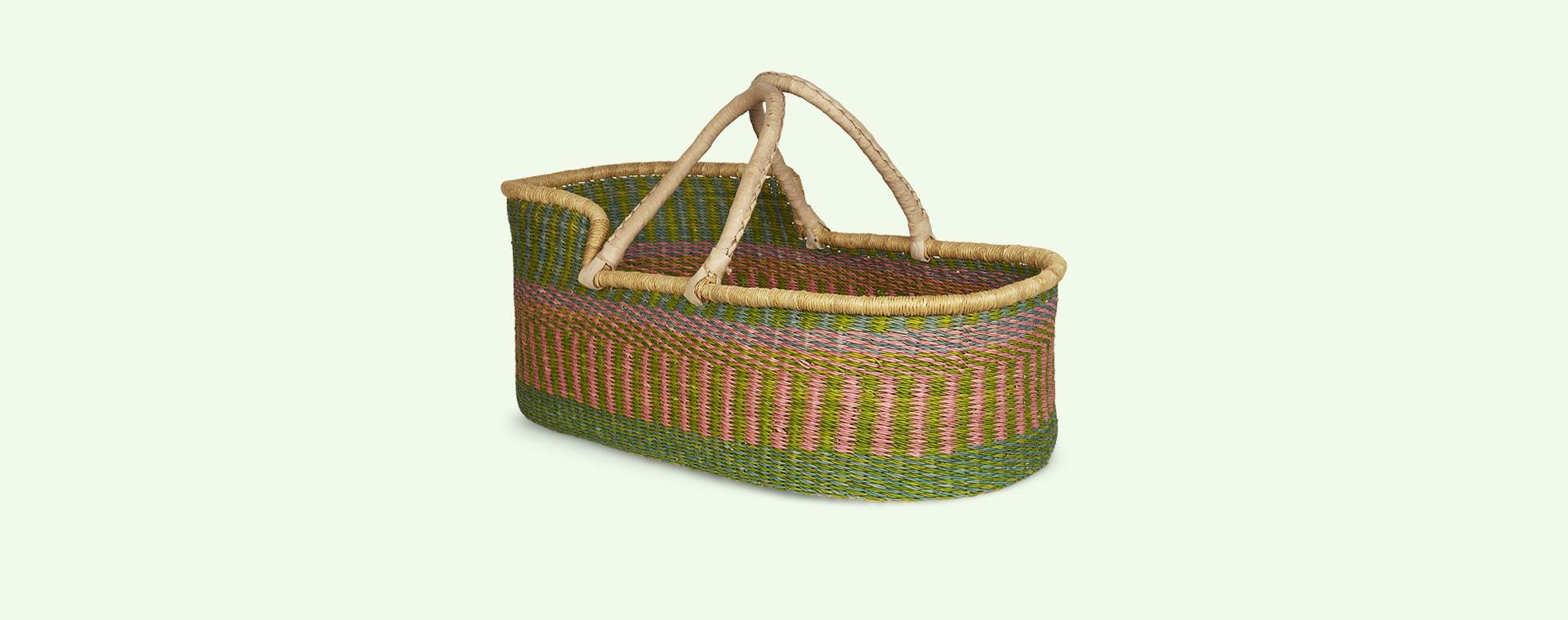 Muna The Basket Room Moses Basket
