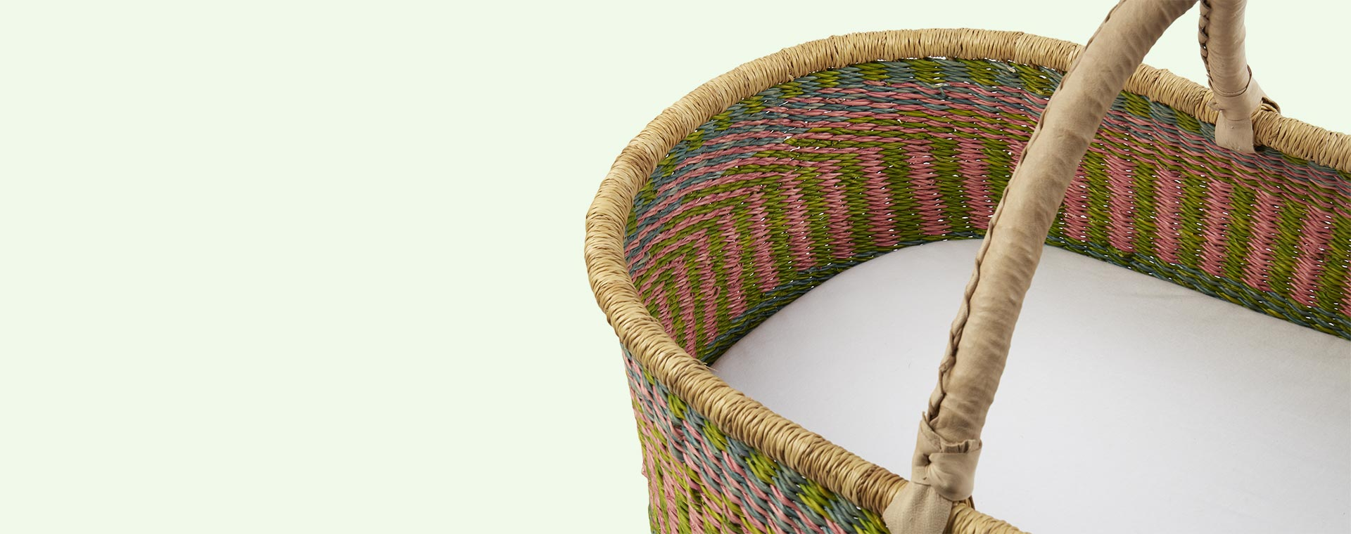Muna The Basket Room Moses Basket