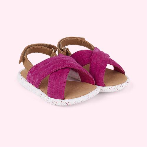 Pink TOMS Viv Sandal