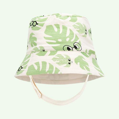 Leaf The Bonnie Mob Bigsur Sun Hat