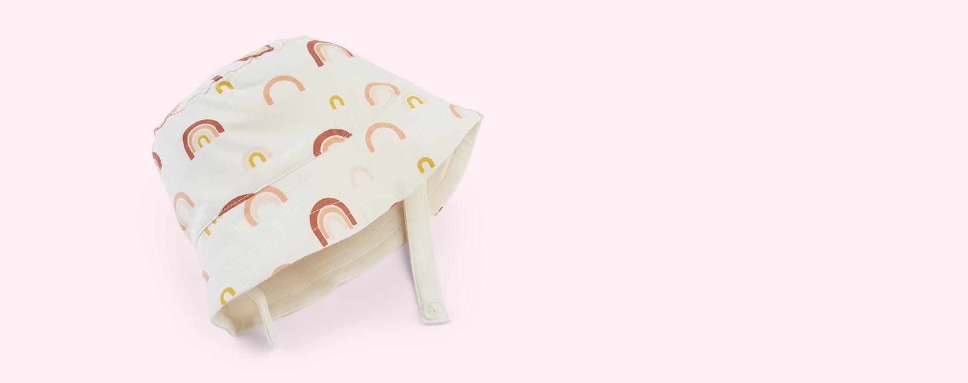Peach Rainbow The Bonnie Mob Bigsur Sun Hat