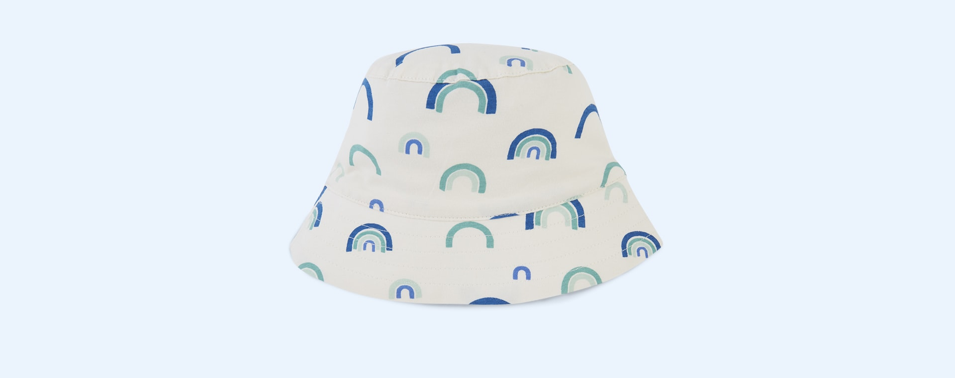 Rainbow The Bonnie Mob Bigsur Sun Hat