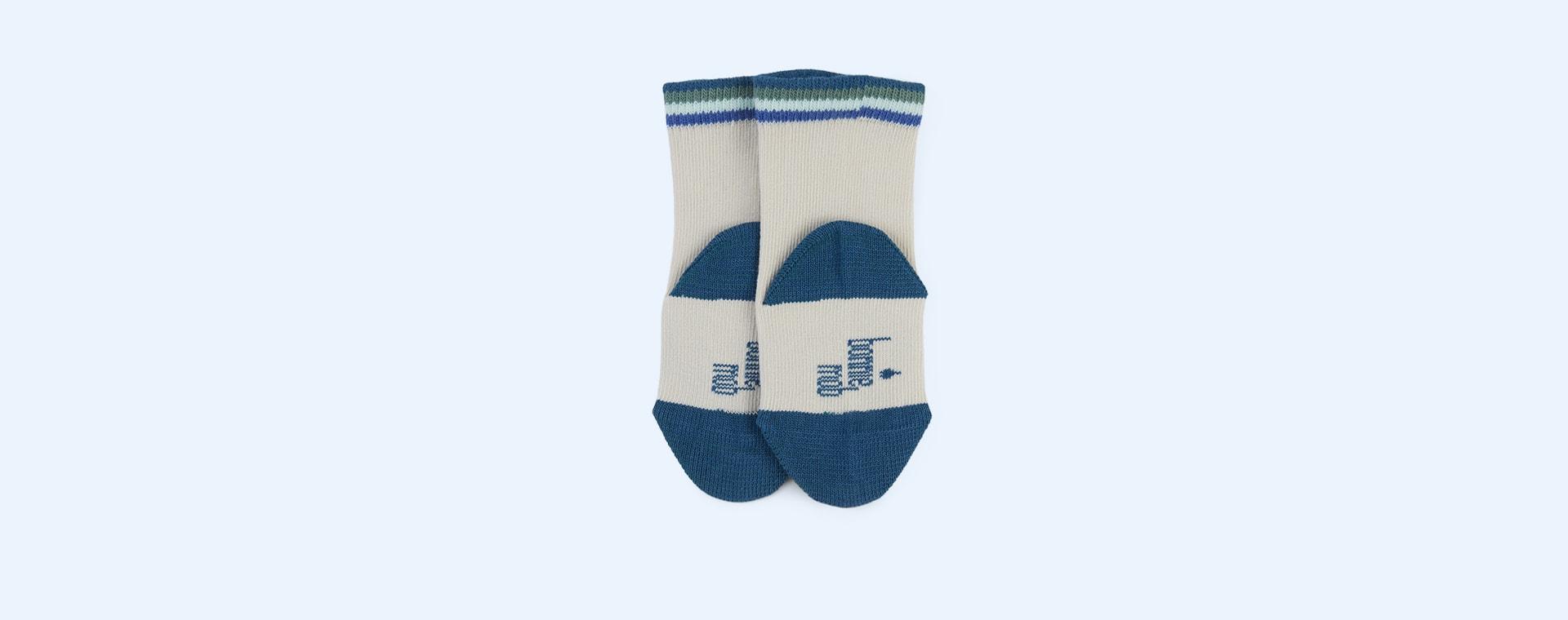 Blue The Bonnie Mob Rainbow Socks