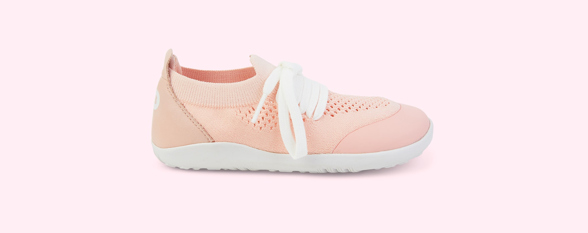 Blossom Bobux Kid + Play Knit Trainer
