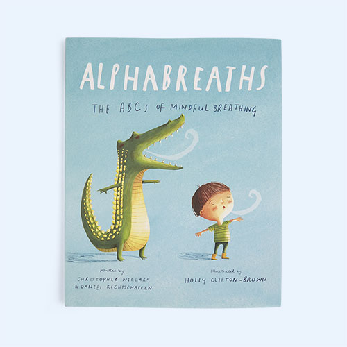 Blue bookspeed Alphabreaths: The ABCs Of Mindful Breathing