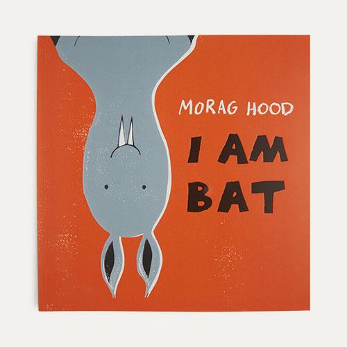 Orange bookspeed I Am Bat