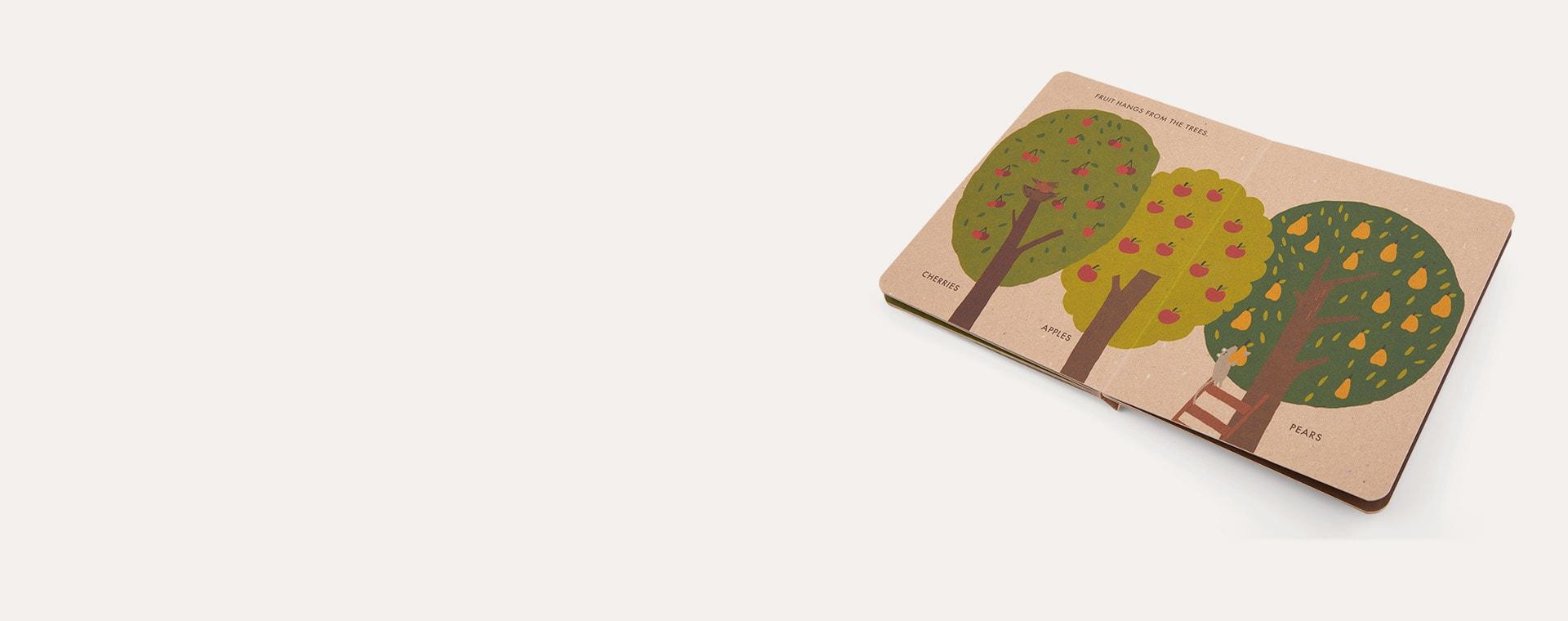Green bookspeed My Little Garden