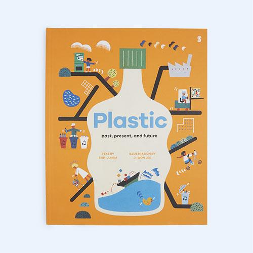Orange bookspeed Plastic: Past Present And Future
