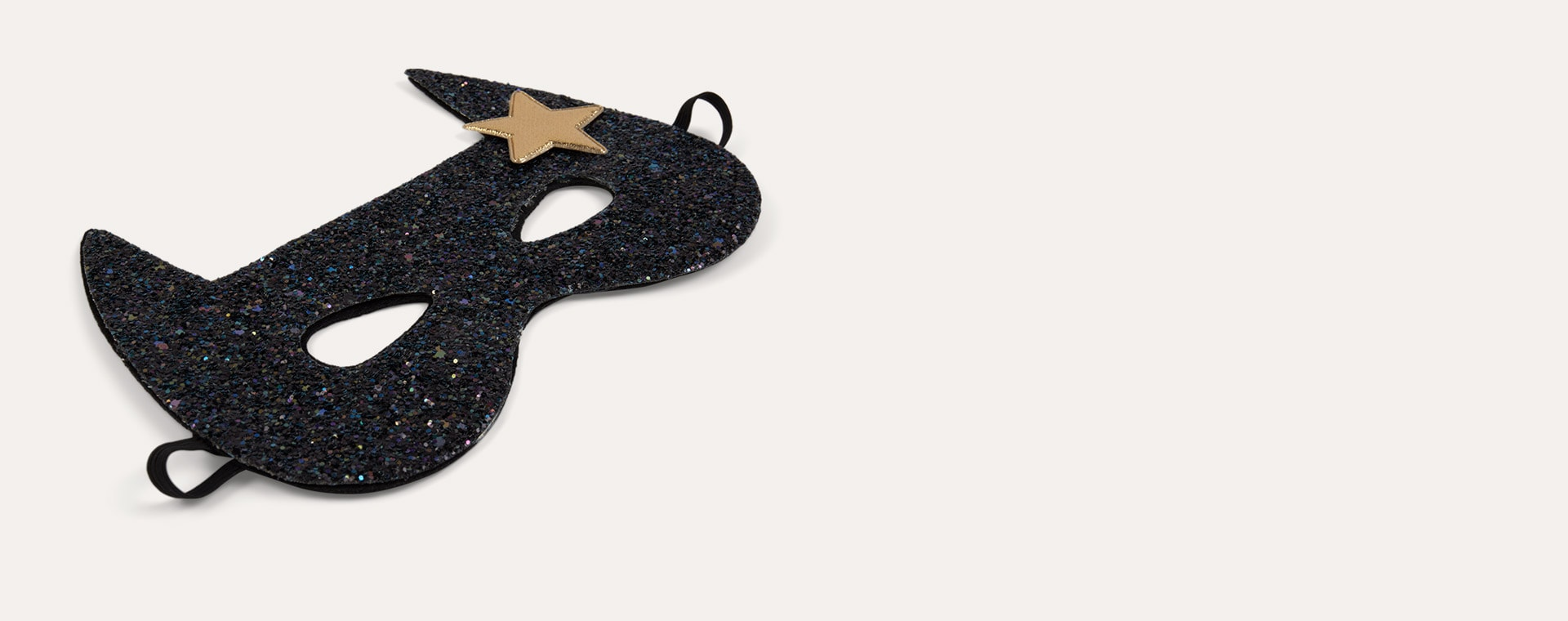 Black Mimi & Lula Bat Superhero Mask