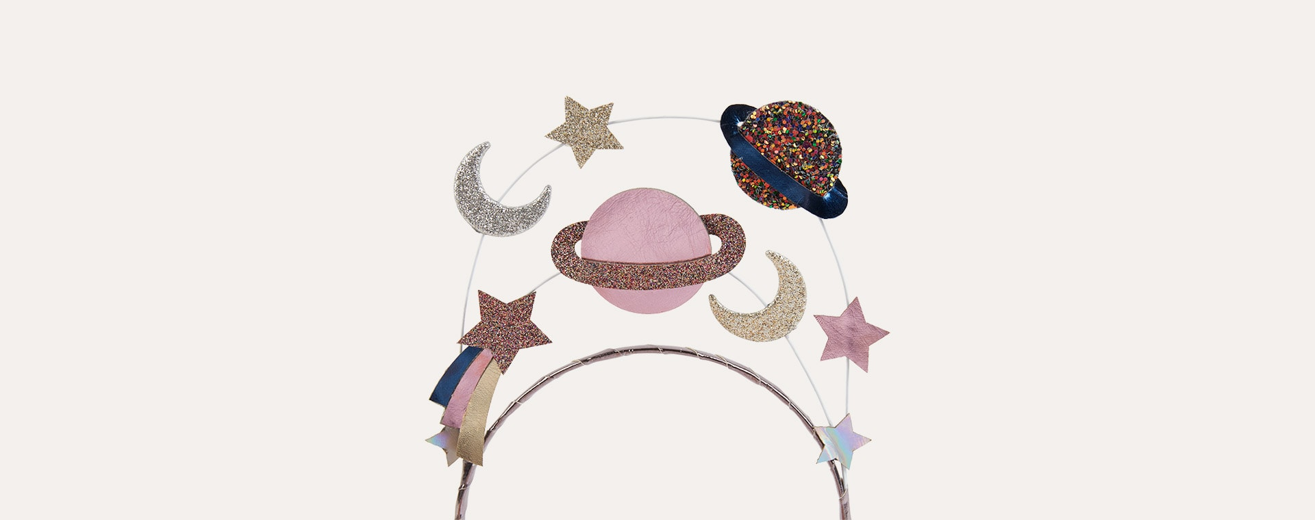 Multi Mimi & Lula Solar System Headdress