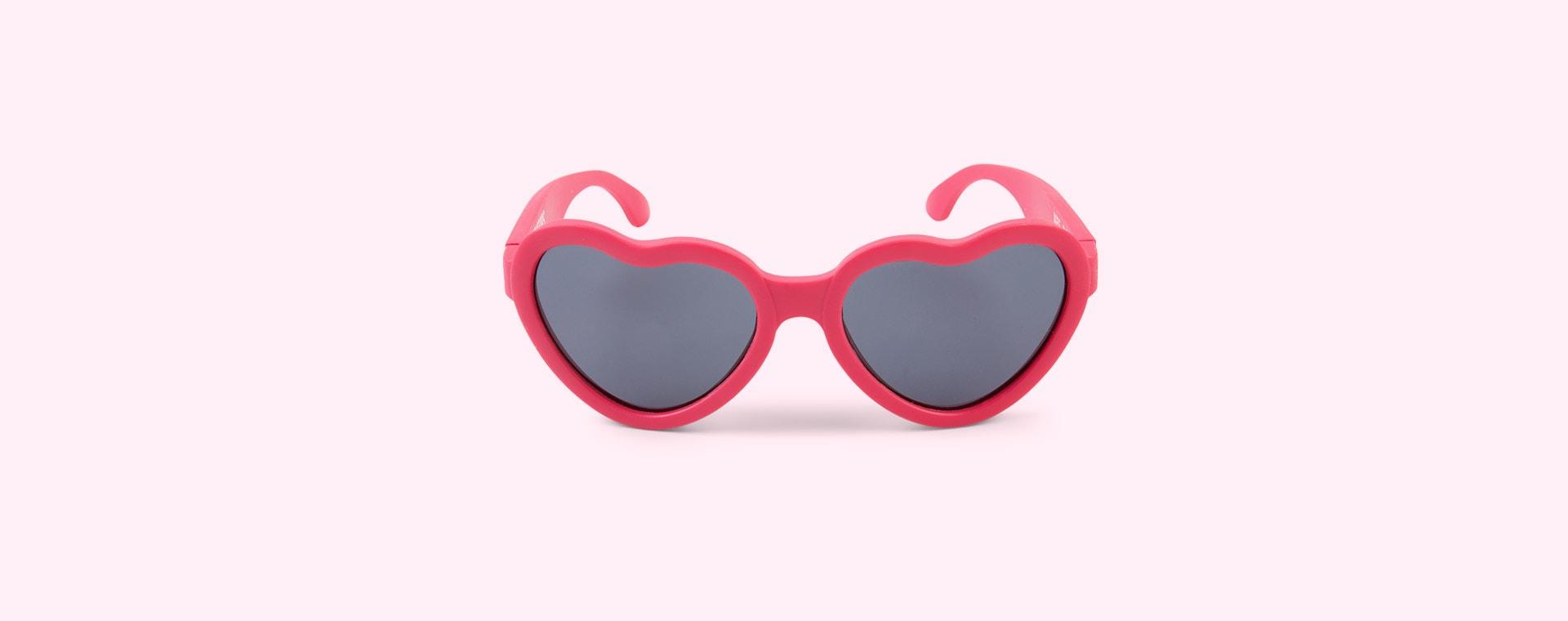 Pink Babiators Heartbreaker Sunglasses