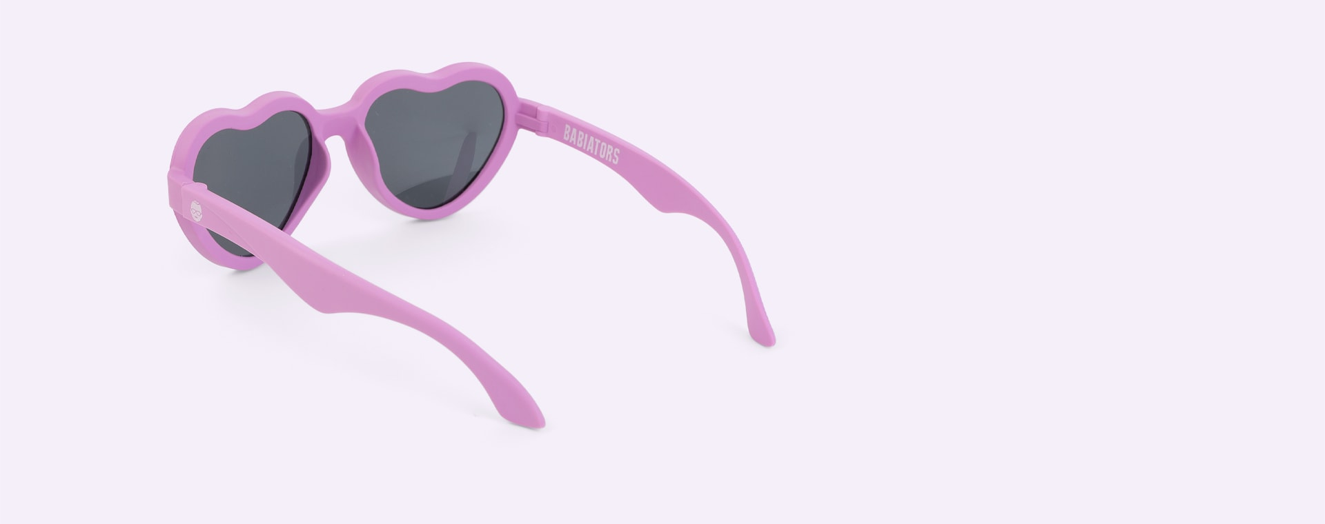 Oh La Lavendar Babiators Heart Sunglasses