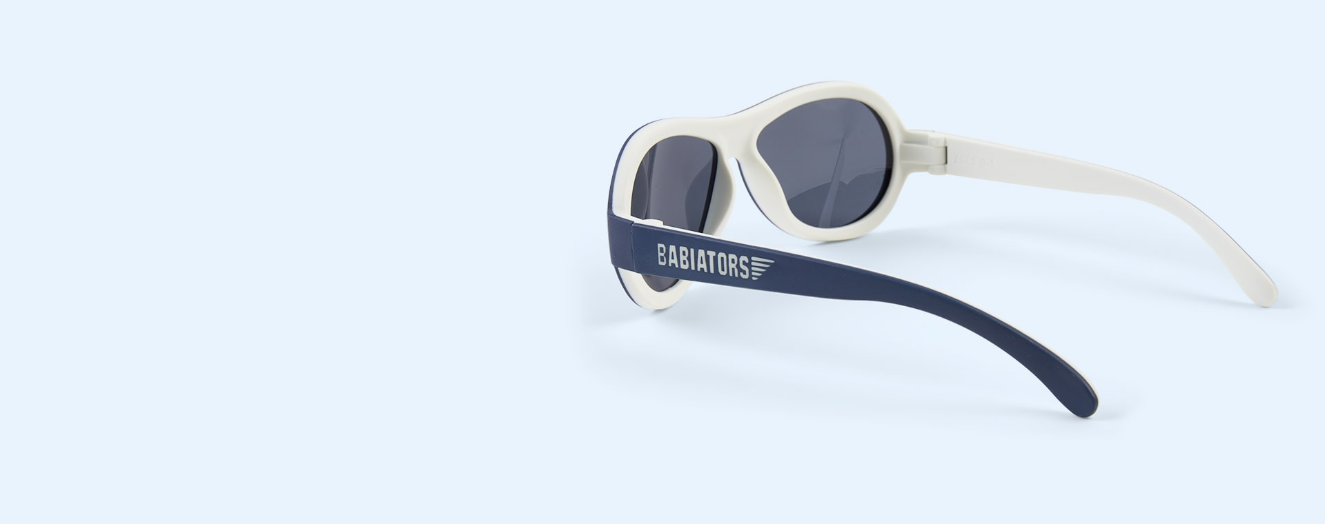 Nautical Navy Babiators Aviator Sunglasses