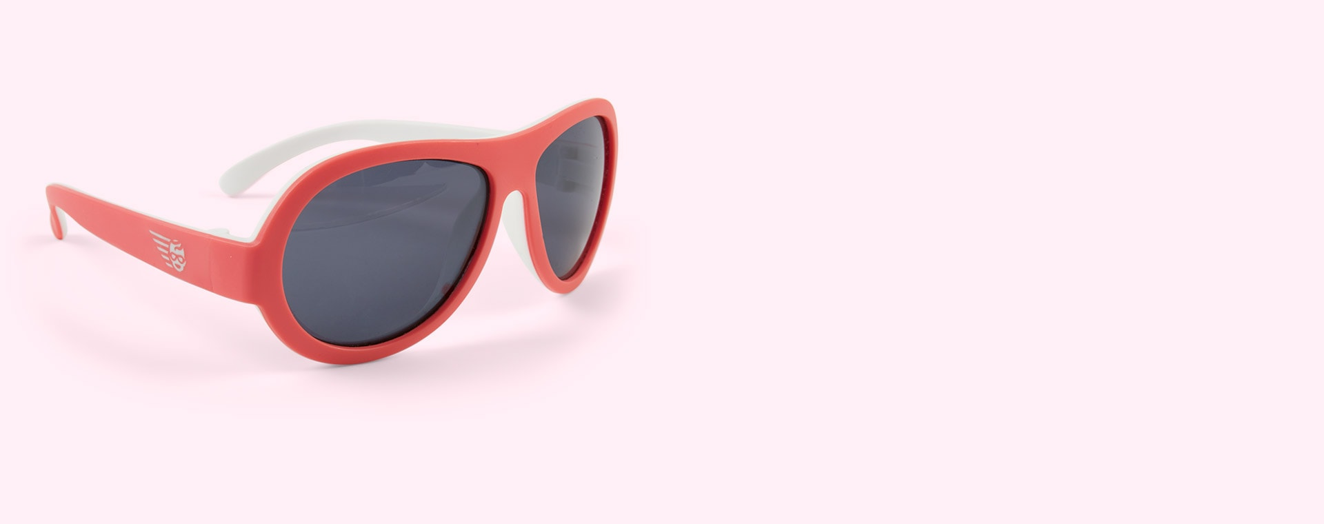 Tickled Pink Babiators Aviator Sunglasses