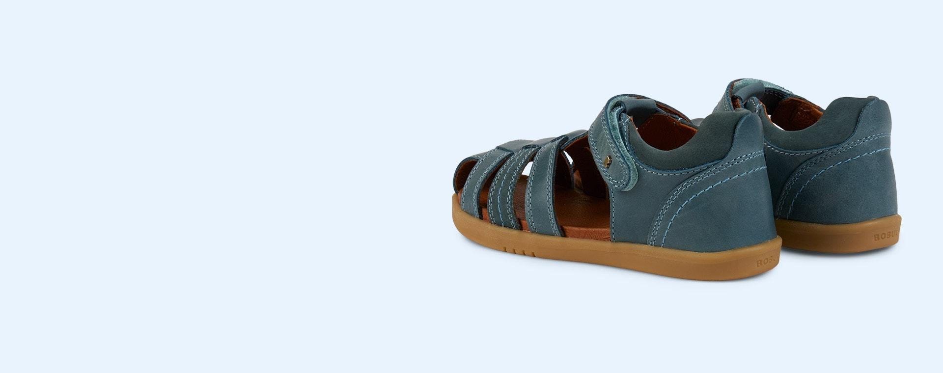 Slate Bobux Kid+ Roam Sandal