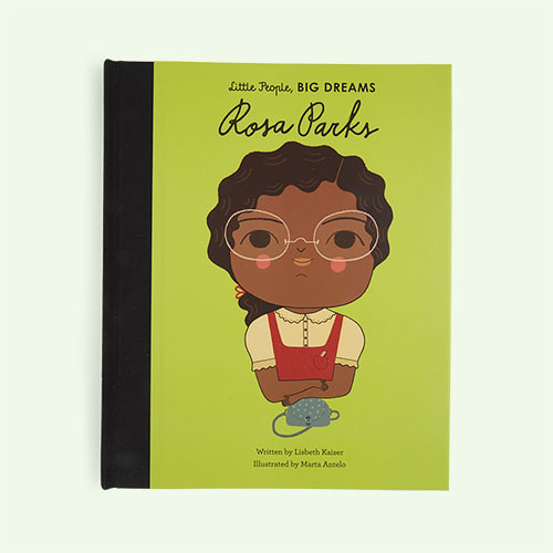 Multi bookspeed Little People Big Dreams: Rosa Parks