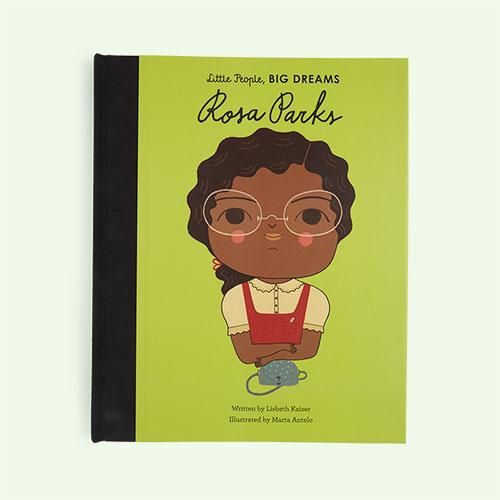Multi bookspeed Little People Big Dreams: Rosa Parks
