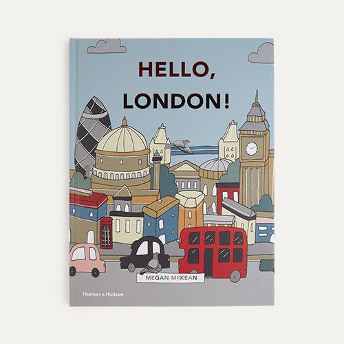 Blue Thames and Hudson Hello, London!