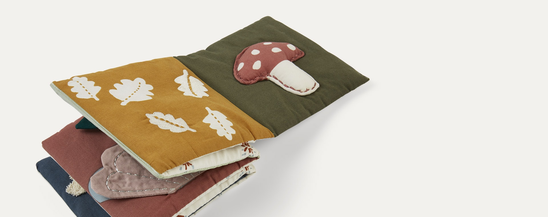 Nature Adventure Fabelab Fabric Book