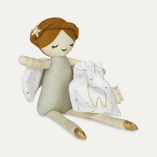 Grey Fabelab Tooth Fairy Doll