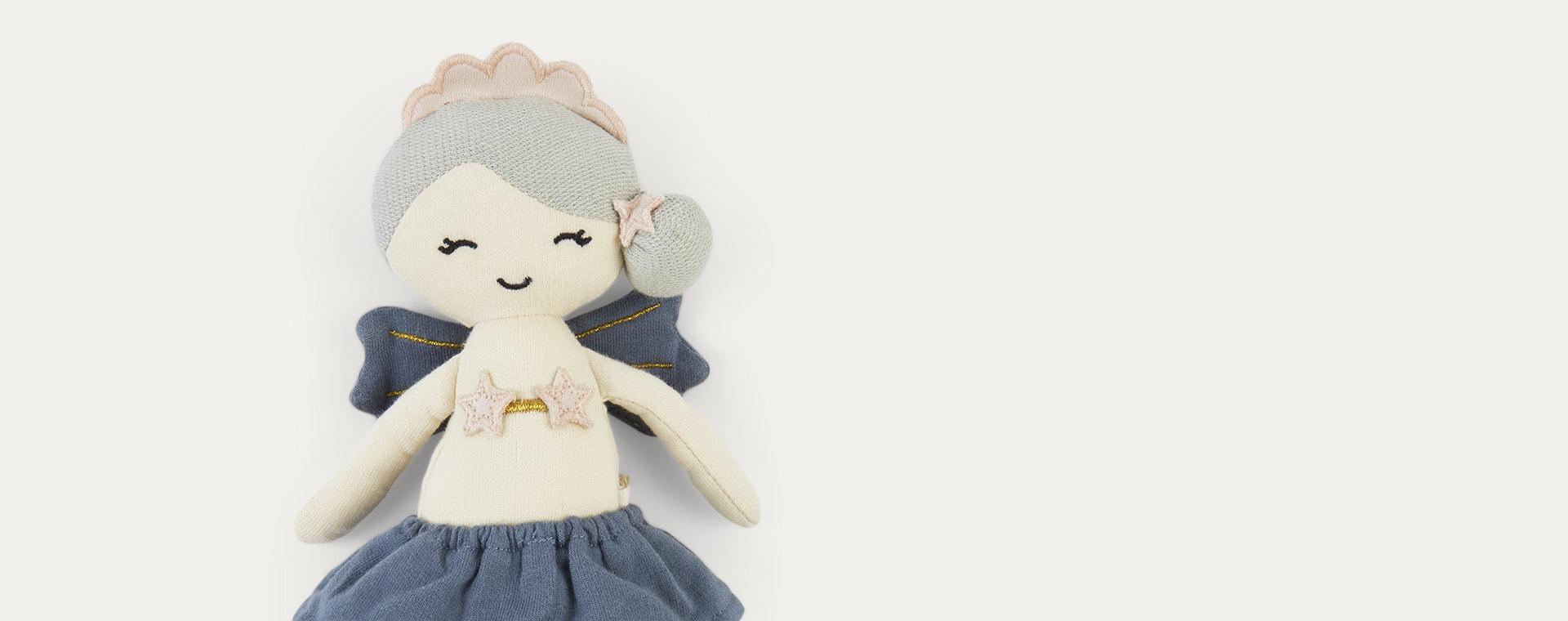 Blue Spruce Fabelab Mermaid Doll