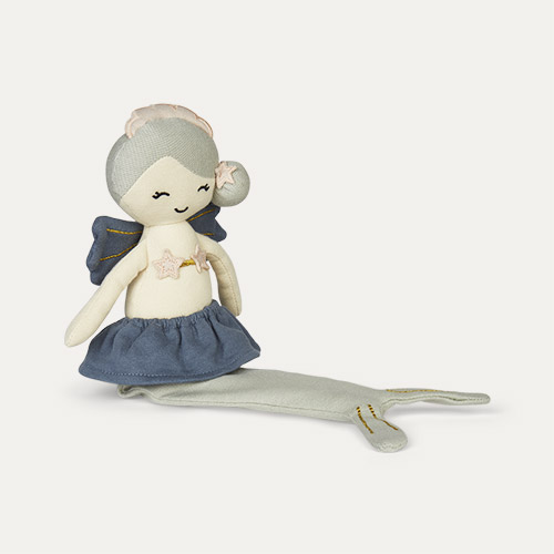 Blue Spruce Fabelab Mermaid Doll