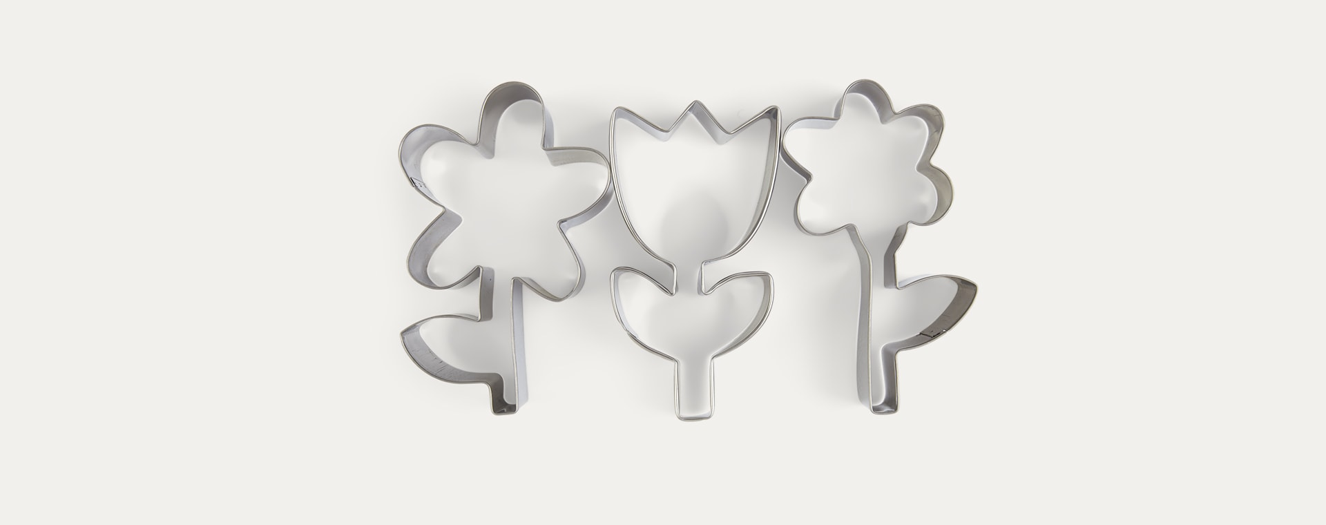 Multi Meri Meri Flower Cookie Cutters