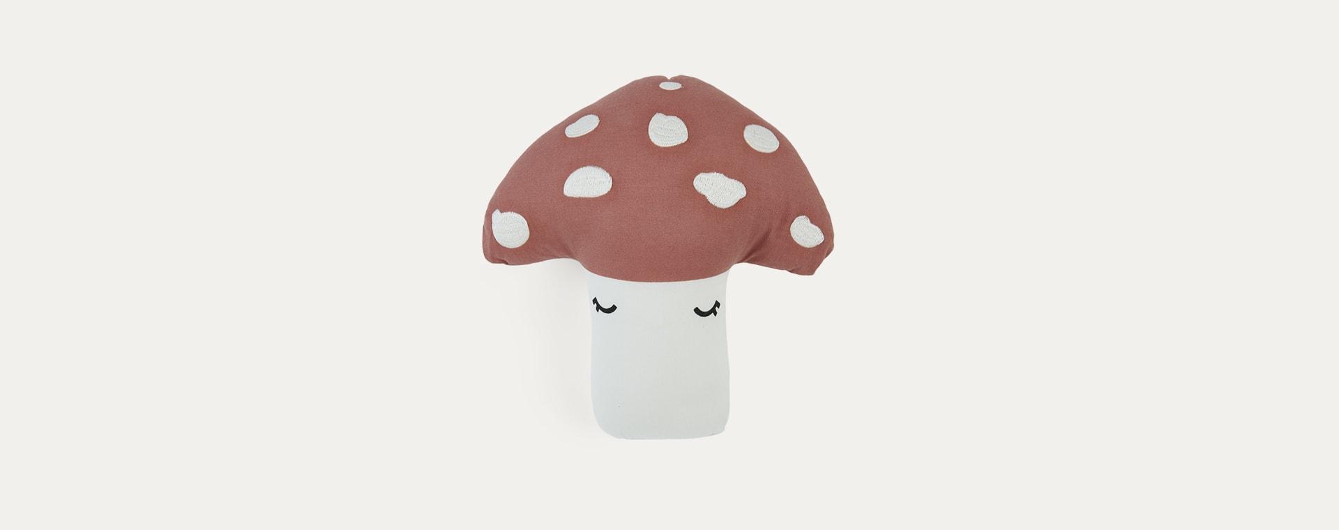 Toadstool Fabelab Woodland Cushion