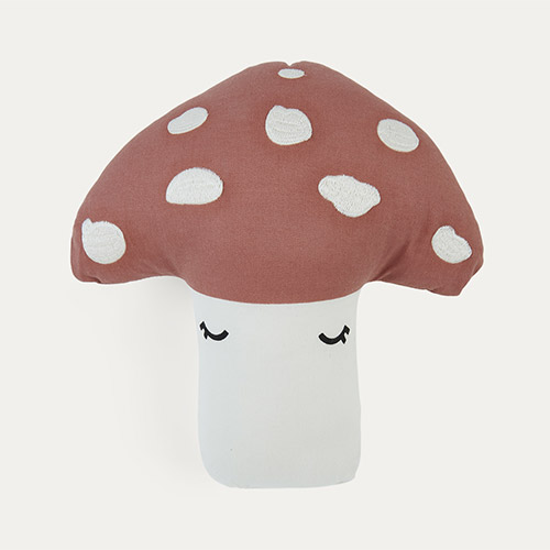 Toadstool Fabelab Woodland Cushion