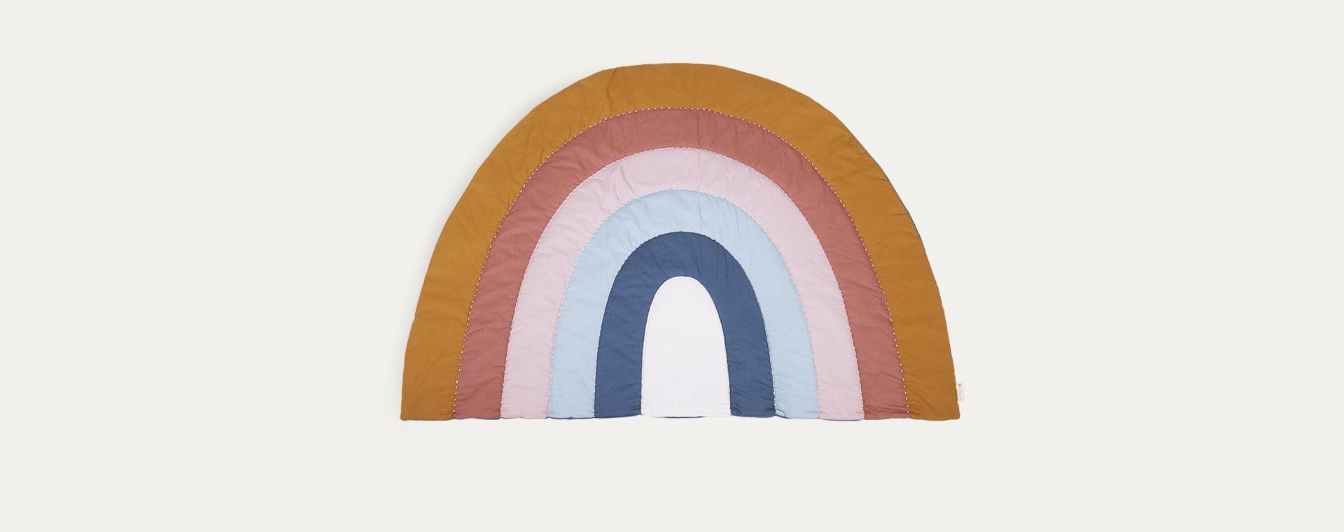 Multi Fabelab Rainbow Soft Playmat