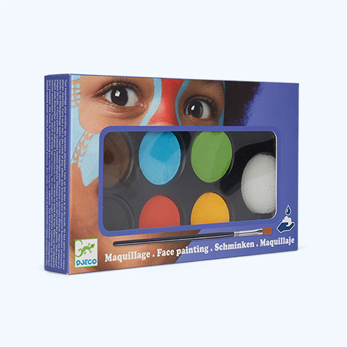 Nature Djeco Face Paint Set