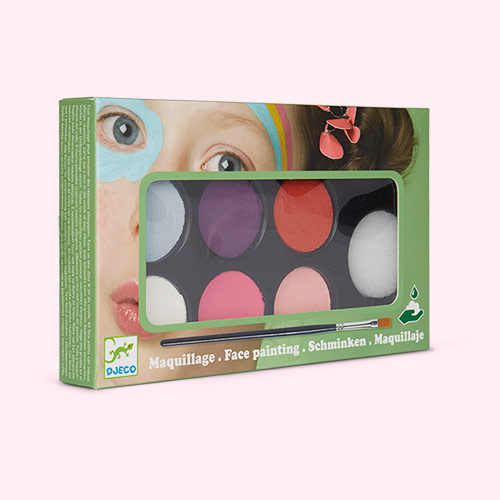 Sweet Djeco Face Paint Set