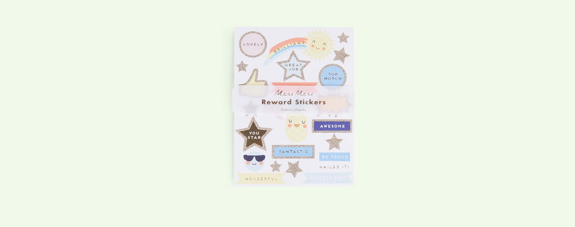 Multi Meri Meri Reward Stickers