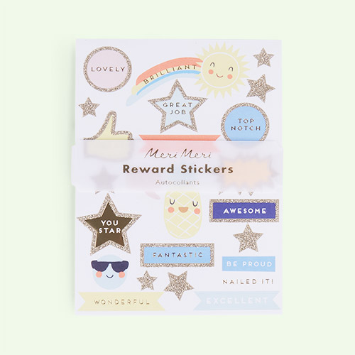 Multi Meri Meri Reward Stickers