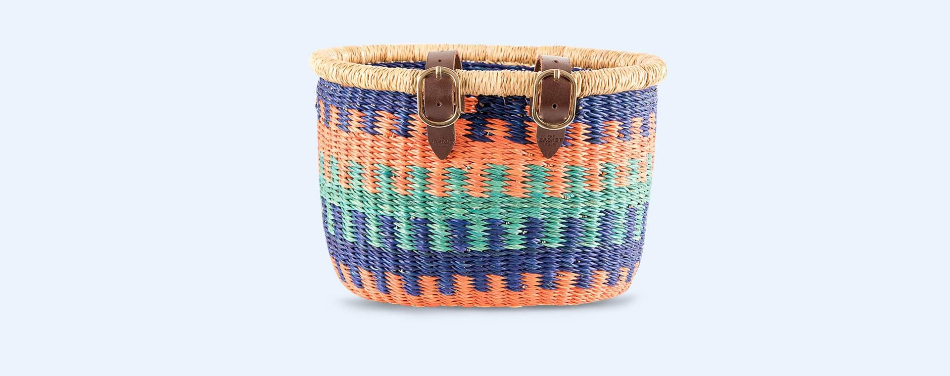 Red/Blue/Mint The Basket Room Bike Basket