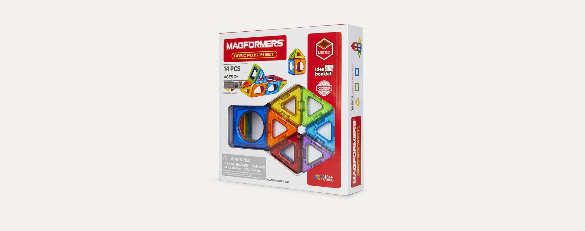 Multi Magformers Basic Plus 14pc