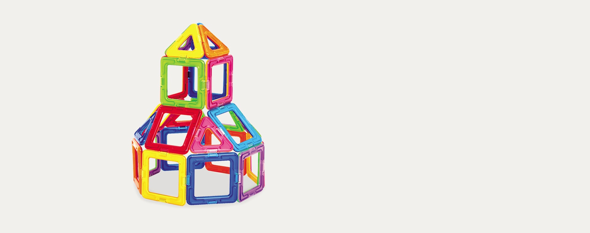 Multi Magformers Magformers 26-Piece