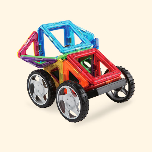 Multi Magformers Magformers Wow Set 16-Piece