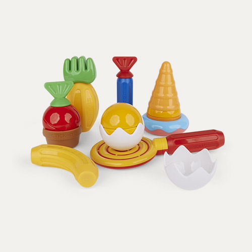 Multi Stick-O by Magformers Cooking Set 16-Piece