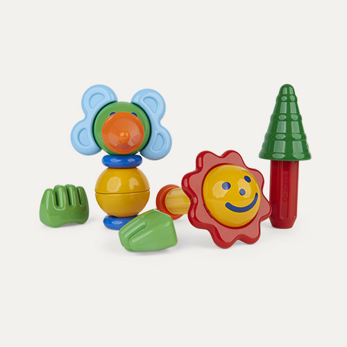 Multi Stick-O by Magformers Forest Friends Set 16-piece