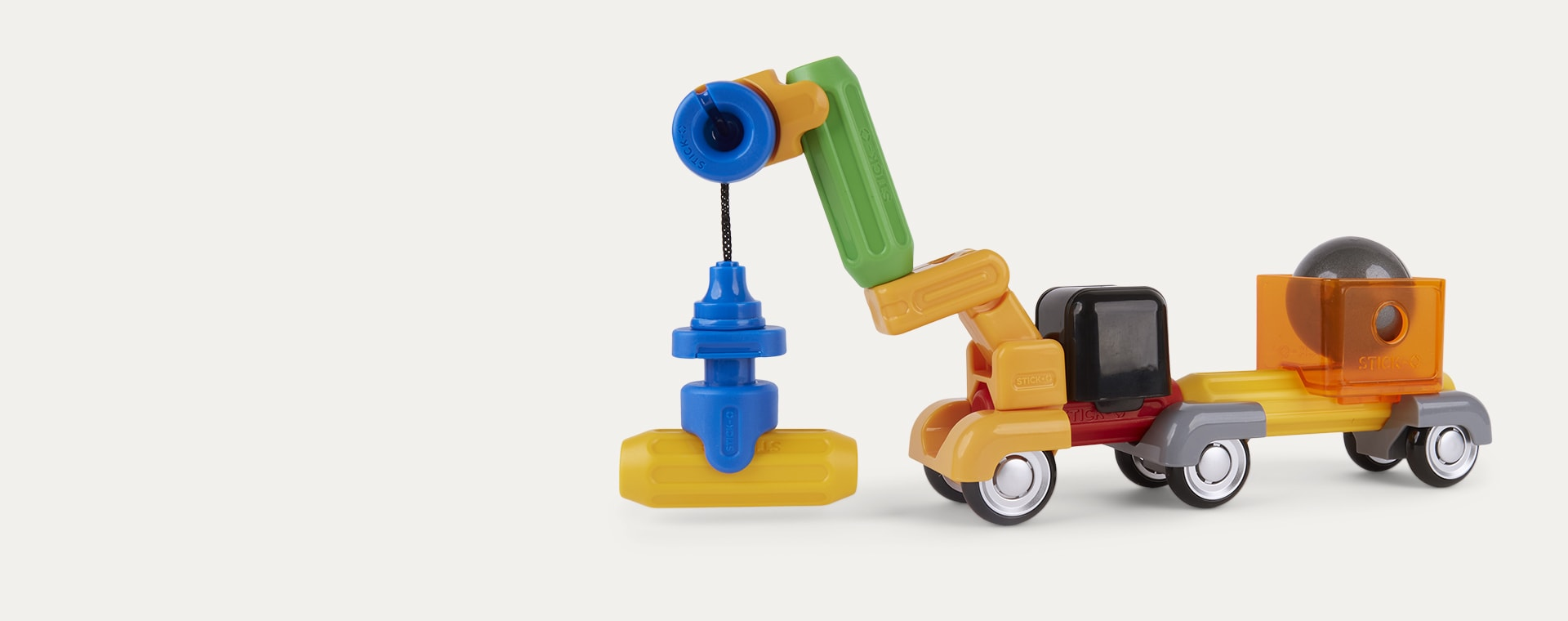 Multi Stick-O by Magformers Construction Set