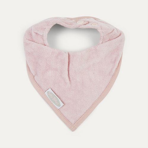 Antique Pink Silly Billyz Bandana Bib