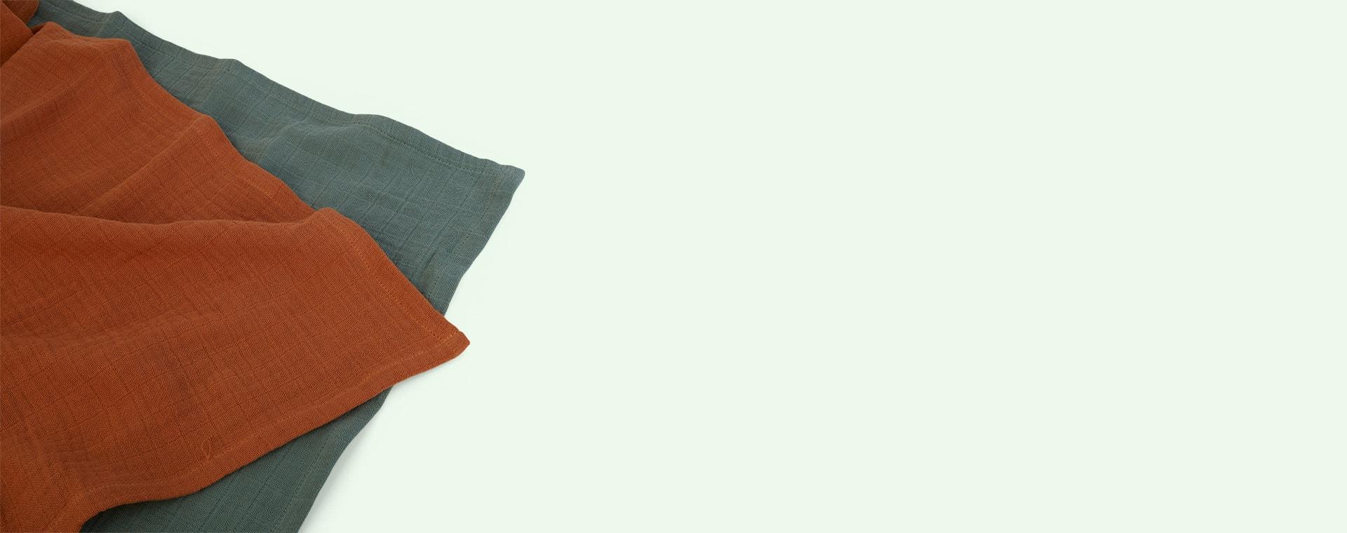Peppermint Multi Mix Liewood 4-Pack Leon Muslin Cloth