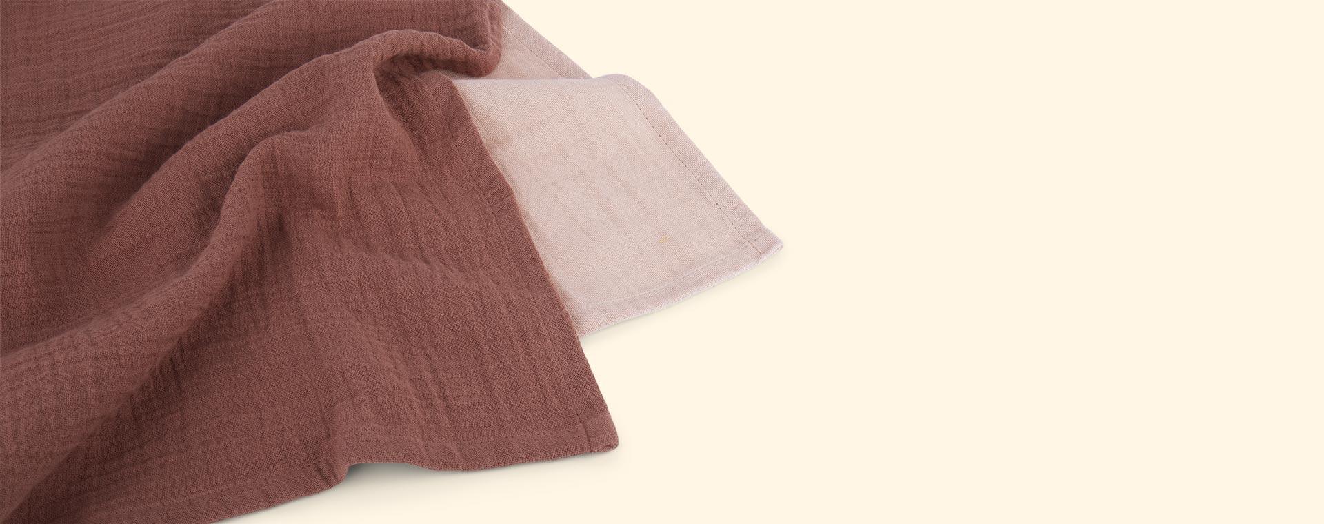 Rose Mix Liewood Leon Muslin Cloth 4 Pack