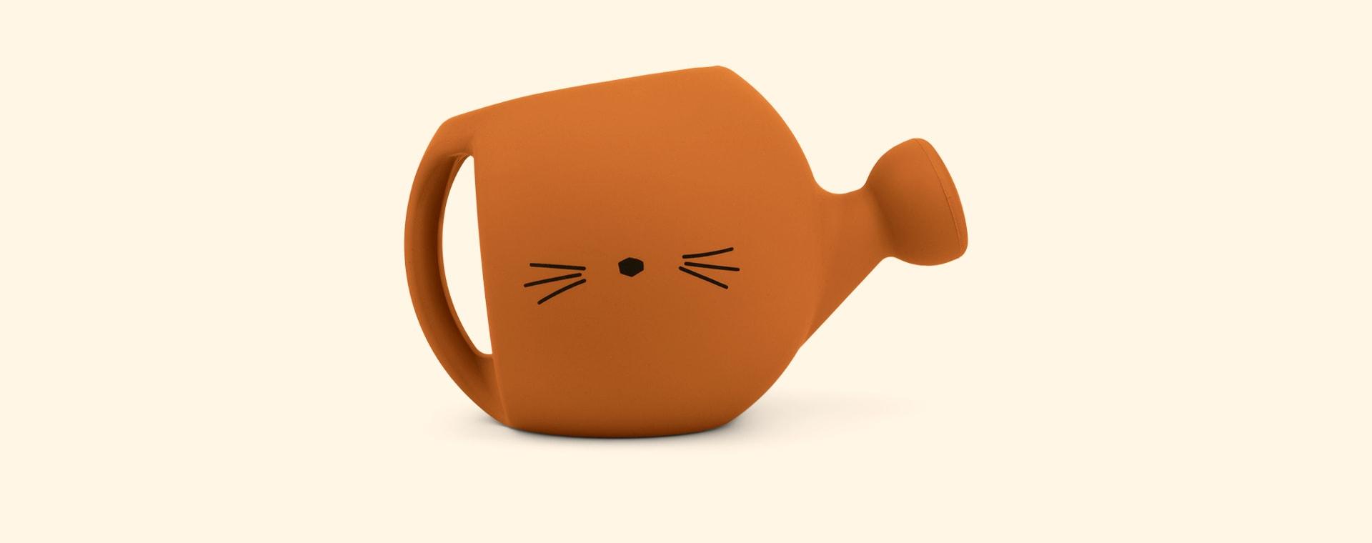 Cat mustard Liewood Lyon Watering Can