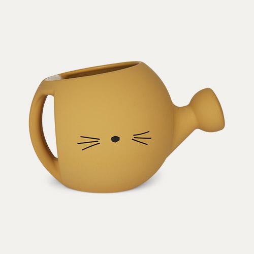 Cat Yellow Mellow Liewood Lyon Watering Can