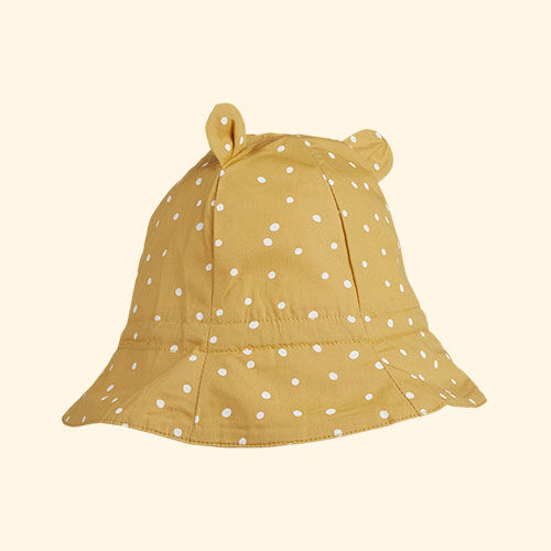 Confetti Yellow Mellow Liewood Anders Sun Hat
